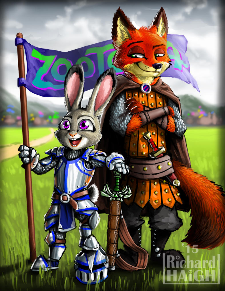 World Of Warcraft references Zootopia in April Fool's Day Patch Notes!