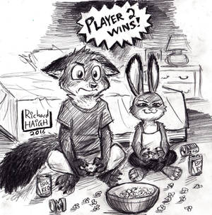 Zootopia - Player 2
