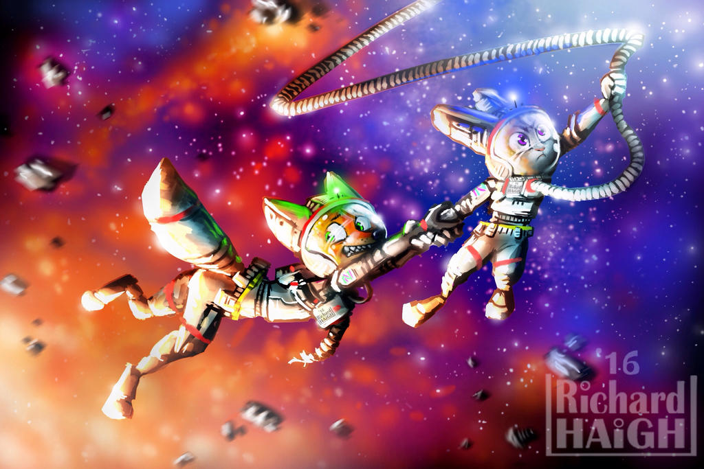 Zootopia in Space!