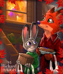 Happy Thanksgiving, Zootopia!
