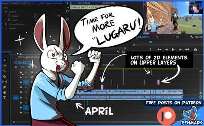 Lugaru - Behind The Scenes