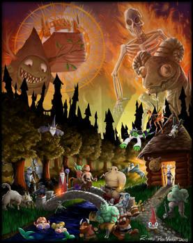 'Fantasy Fantastics' Poster!