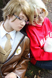 Brothers - APH by Valvaris