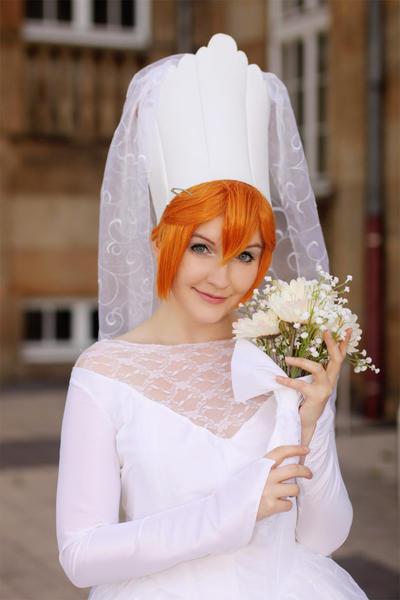 Just married - Thumbelina by Valvaris