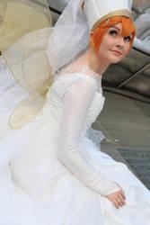 A fairy wedding - Thumbelina