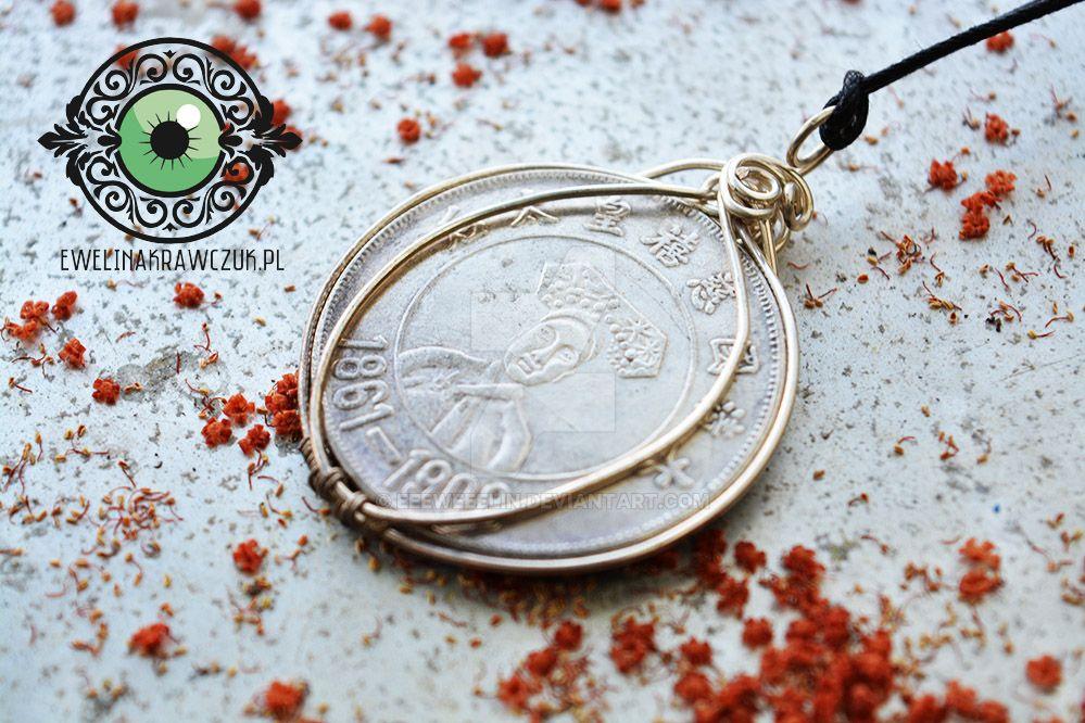 Locky Coin Chinska Moneta by eeeweeelin