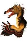 Sand Velociraptor