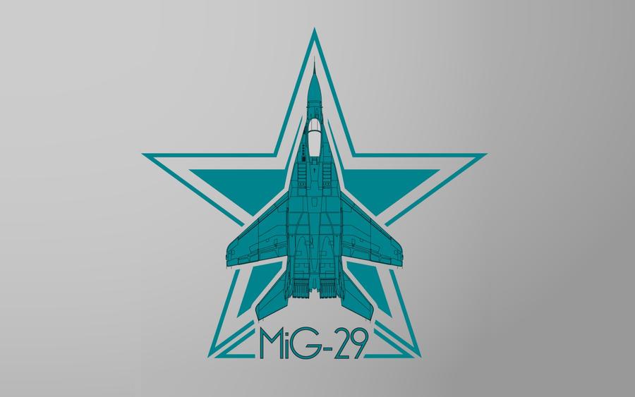 MiG 29 wallpaper by Salfaromeab