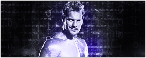 Chris Jericho by Lazlov