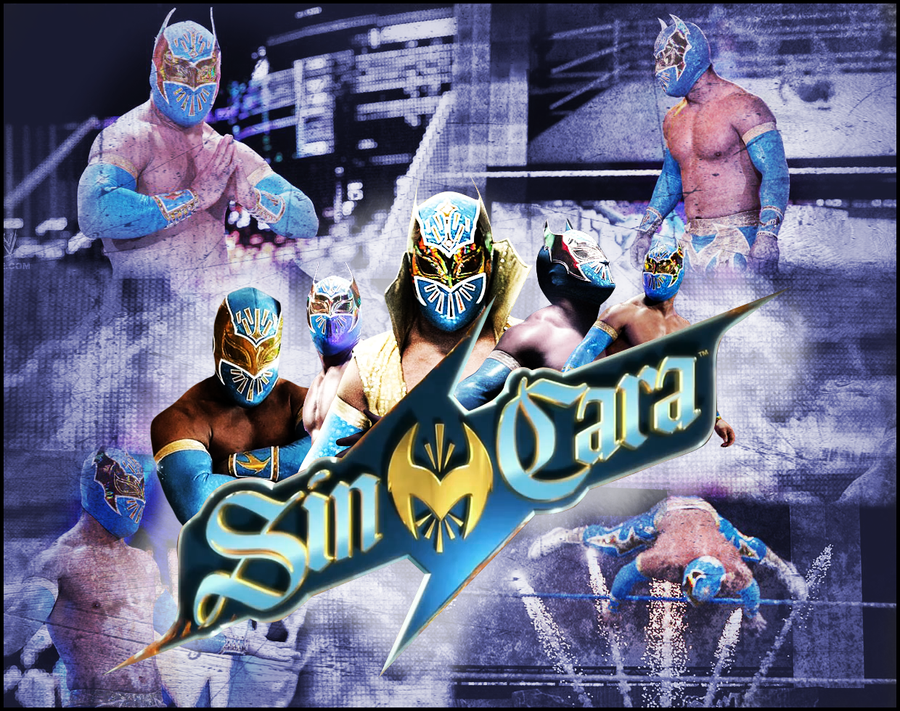 Sin Cara Wallpaper By Lazlov