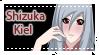 shizuka kiel stamp by SakuraKiel