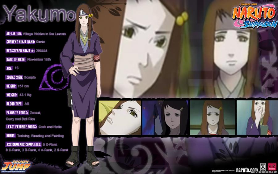 .:CM Yakumo's Info:. by SakuraKiel