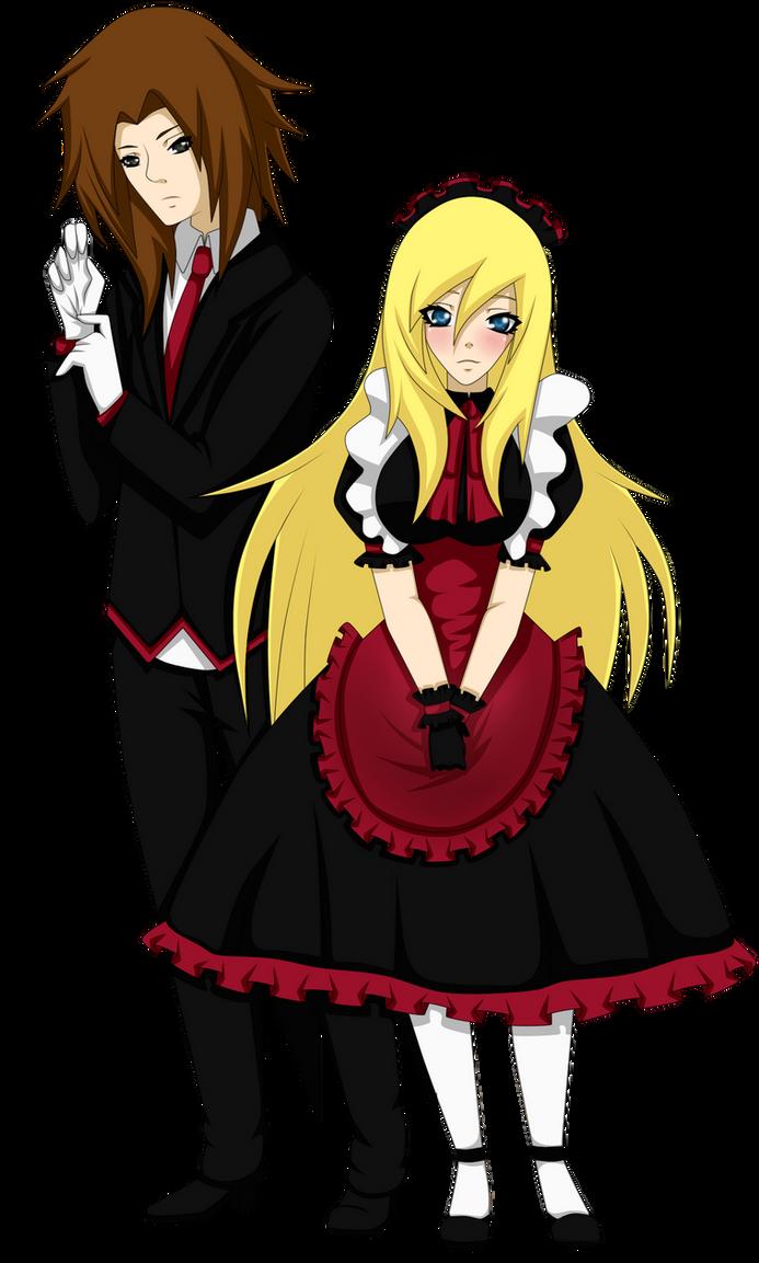 kuroshitsuki cosplay by SakuraKiel