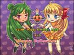 Sailor Moon by FCH2010