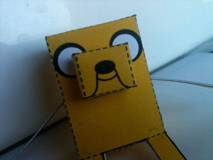 Jake the Dog From Adventure Time