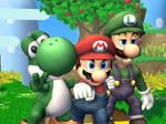 Super Mario Bros. WallPaper