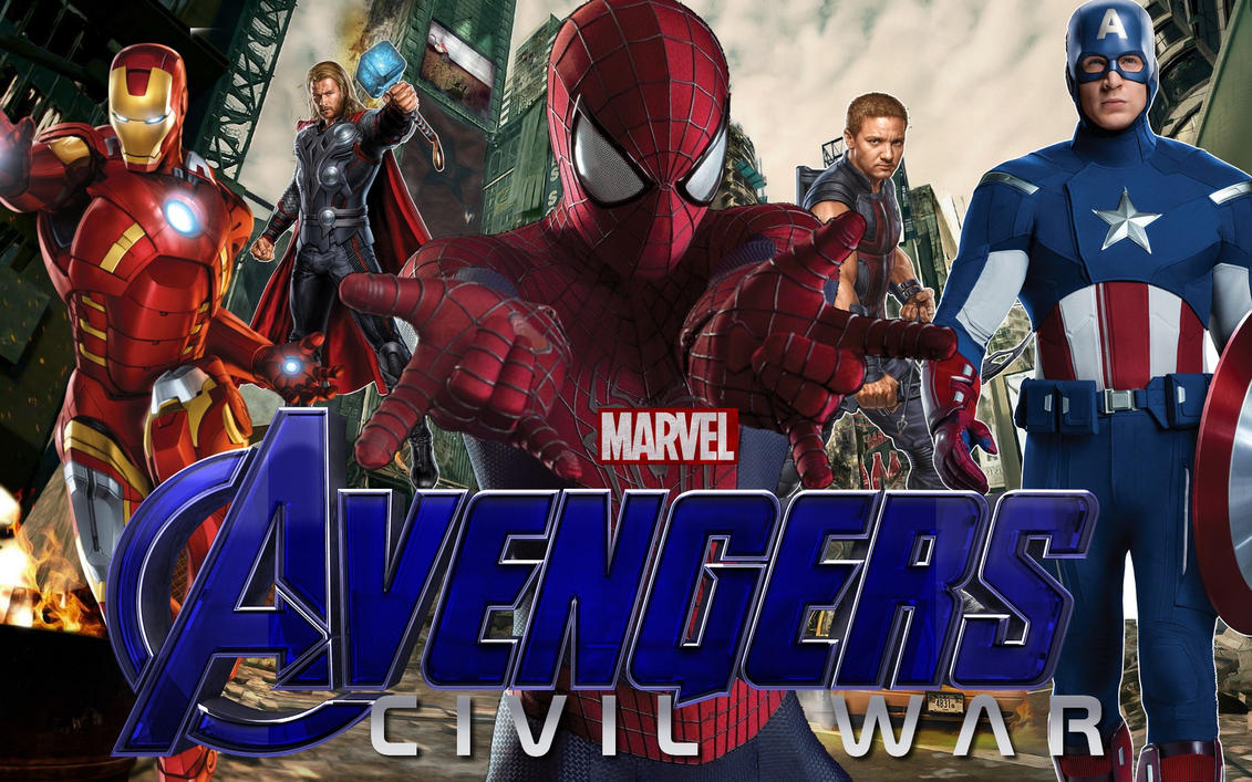 Marvel's Avengers Civil War