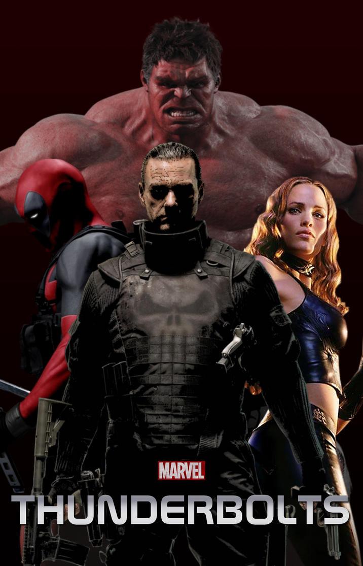Thunderbolts 108 Marvel 2007