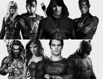 Justice League vs Justice Society