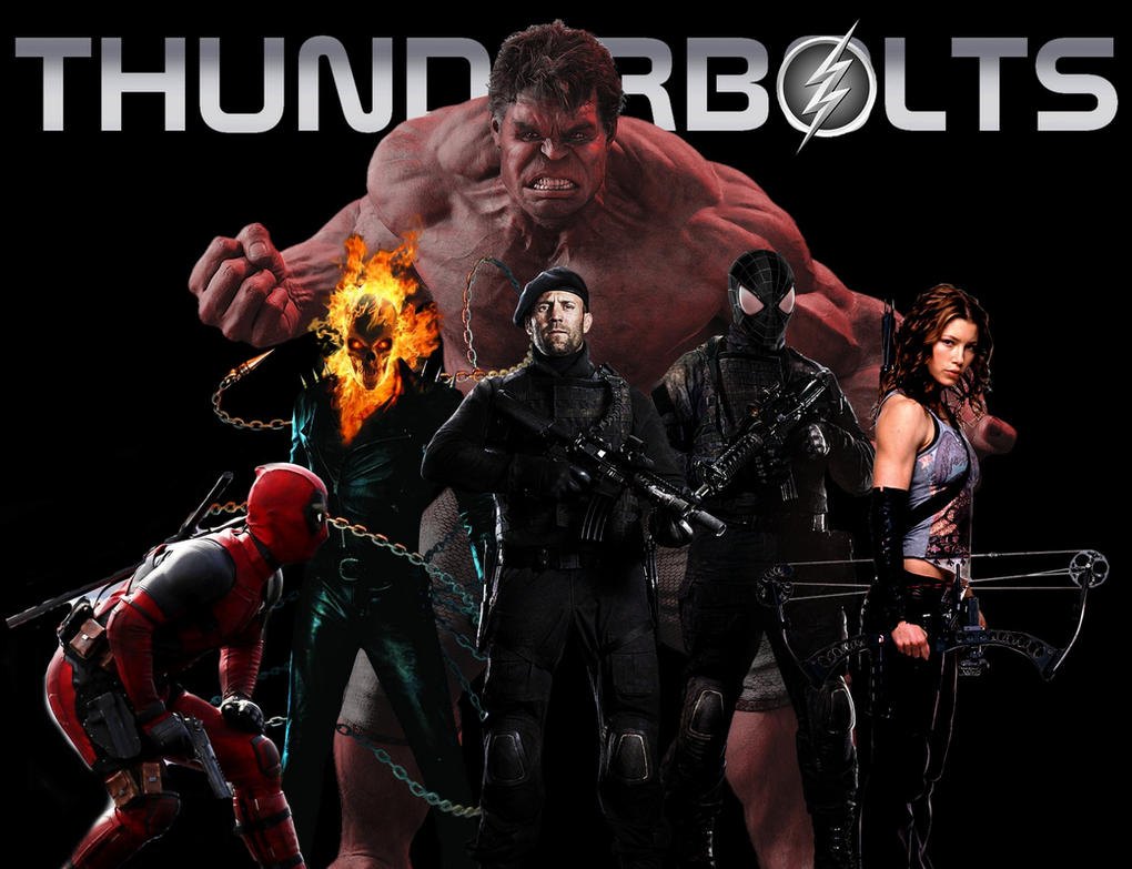 marvel nows thunderbolts by zedkate on deviantart
