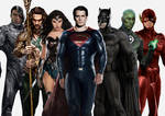 The Justice League : Gods and Monsters (Part One)