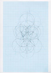 Geometric Study 001 by theGutlessWonder