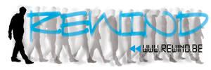 Logo Rewind by VectoriusTanne
