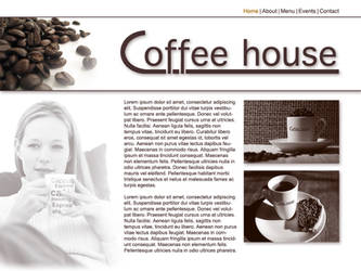 Sitedesign Coffehouse
