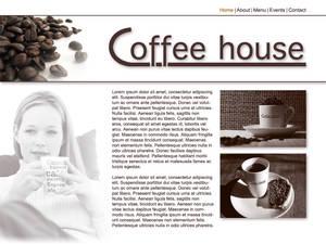 Sitedesign Coffehouse