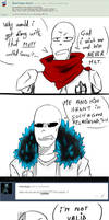 Ask TWISTEDtALE-Brotherly love and fangirls(?)