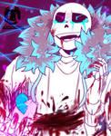 [TWISTEDtALE-SANS]-Broken Soul