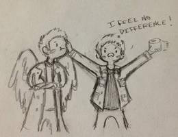 Angel Soft by nerdymoosechild