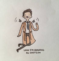 Emotion Lord by nerdymoosechild