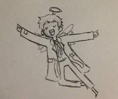 Faith, trust, and pixie dust by nerdymoosechild