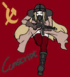 Red Alert 2 Conscript by ilageater