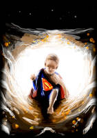 A Superman is born by Av3r
