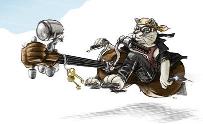 Cellocat by Av3r