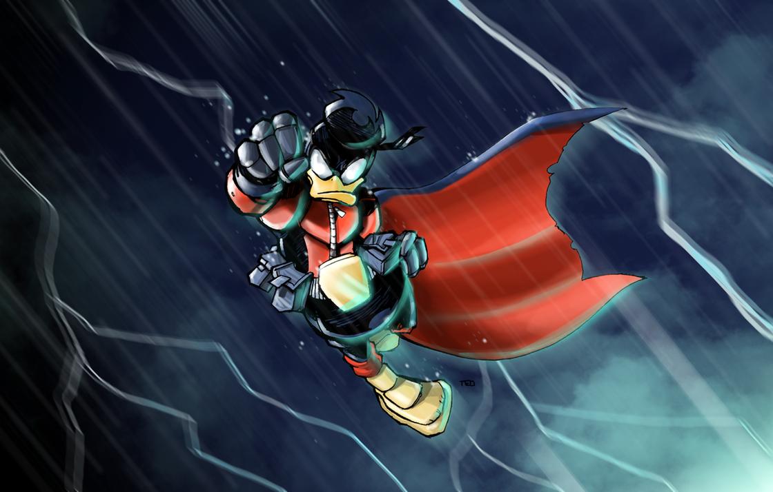 The Phantom Duck - PK - Revisited by Av3r