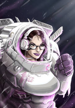 The Spacegirl