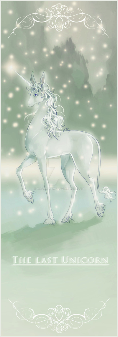 The last Unicorn by MasakoHime