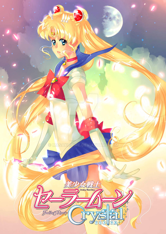 Sailor Moon Crystal by MasakoHime