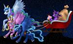 A Very Pony Christmas