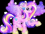 Crystal Princess Cadance