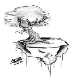 Tree concept by MalvinaIsDead