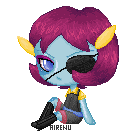 Pixely Cora by Airenu-ish