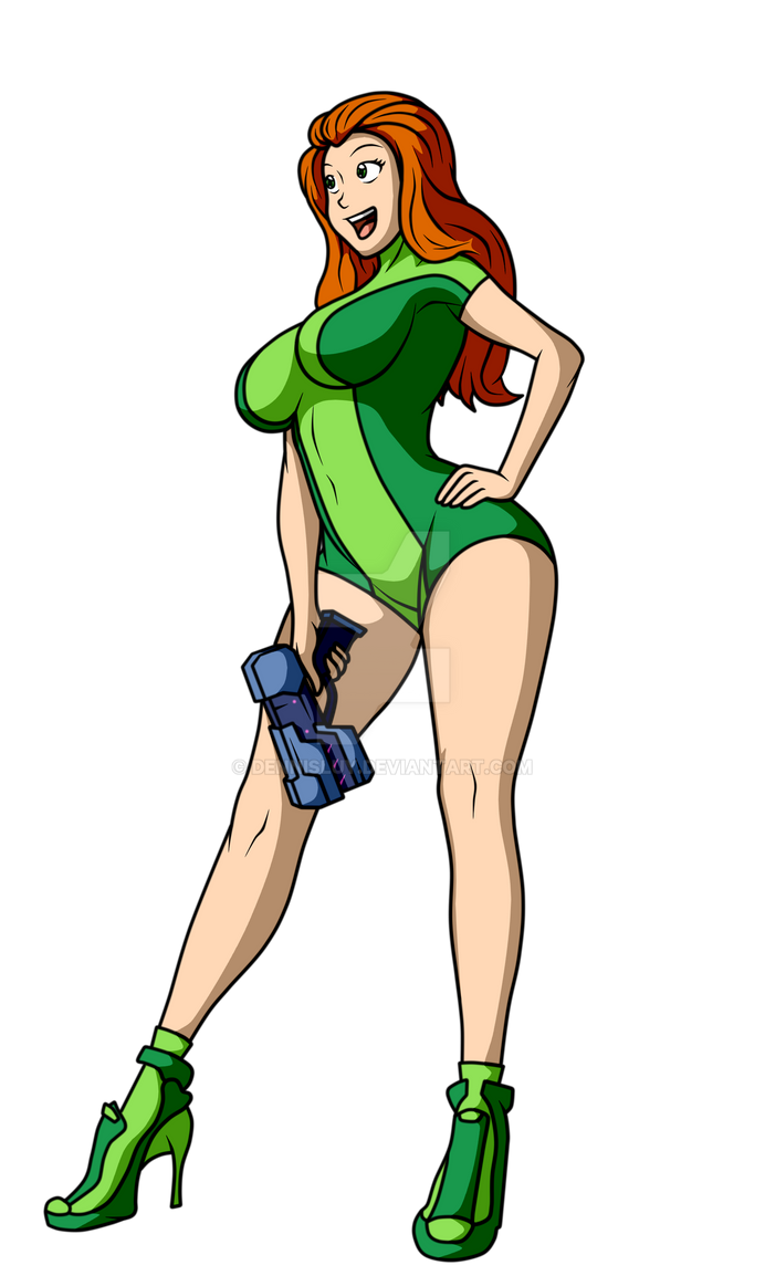 Totally Spies Sex Videos 93