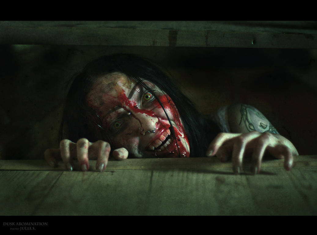 Evil Dead by Dusk-Abomination
