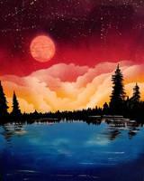 Blood Moon Rising by brittydj