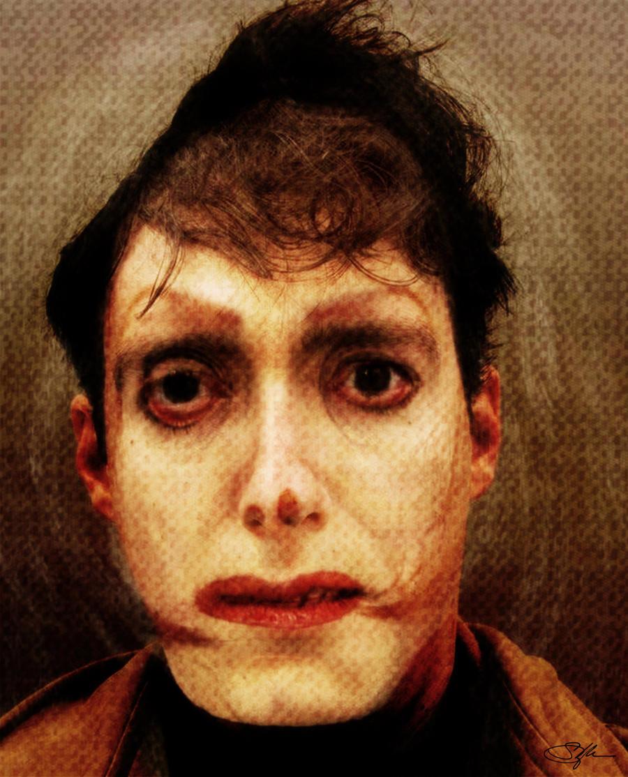 Man in the mirror by digitalpharaoh