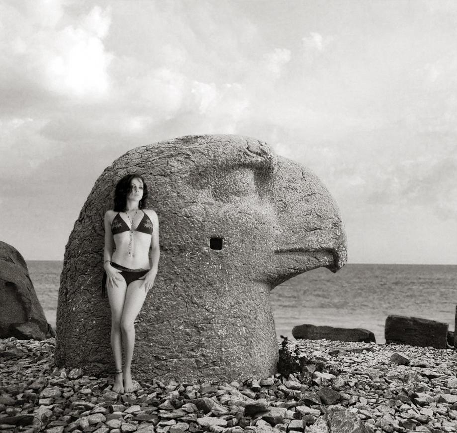Pose At Eagle Rock by digitalpharaoh